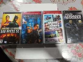 Juegos de PSP Originales