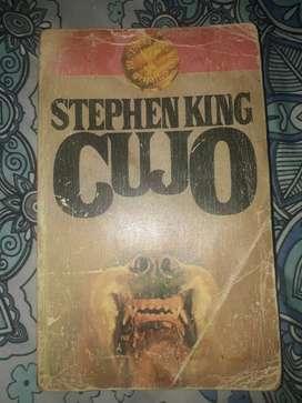 Libro Stephen king cujo