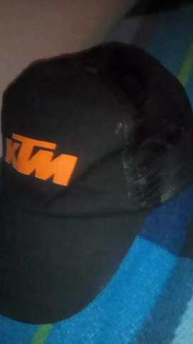 Gorra KTM trucker racing motocross bike