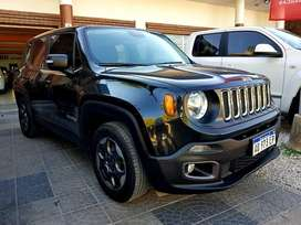 Jeep Renegade Sport MT 2017!