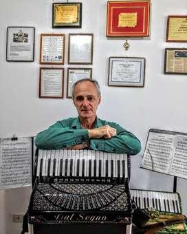 CLASES  DE ACORDEON A PIANO