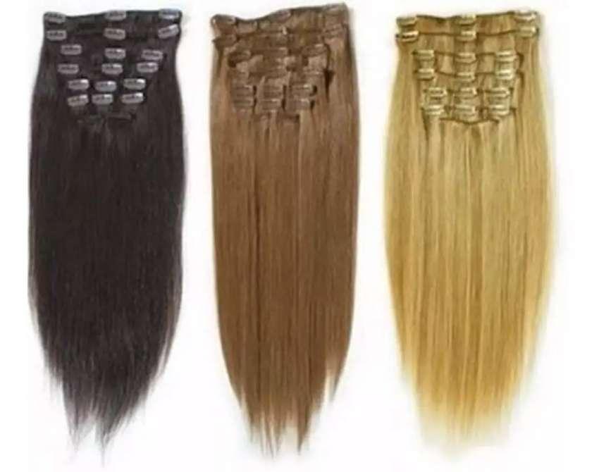 Extensiones de cabello natura 0