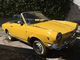 FIAT SPIDER 800 COUPE