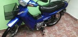 Vendo moto Yamaha cripton