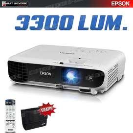 Proyector Epson Ex3260 - 3300 Lumenes Svga Hdmi/usb/vga+regalo