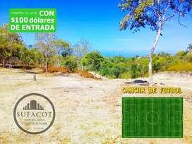 CREDITO DIRECTO!! RANCHO SPONDYLUS TIERRA FERTIL ENTRADA DE 100USD MANTA SD2