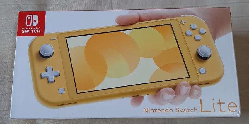 Vendo Nintendo switch Lite