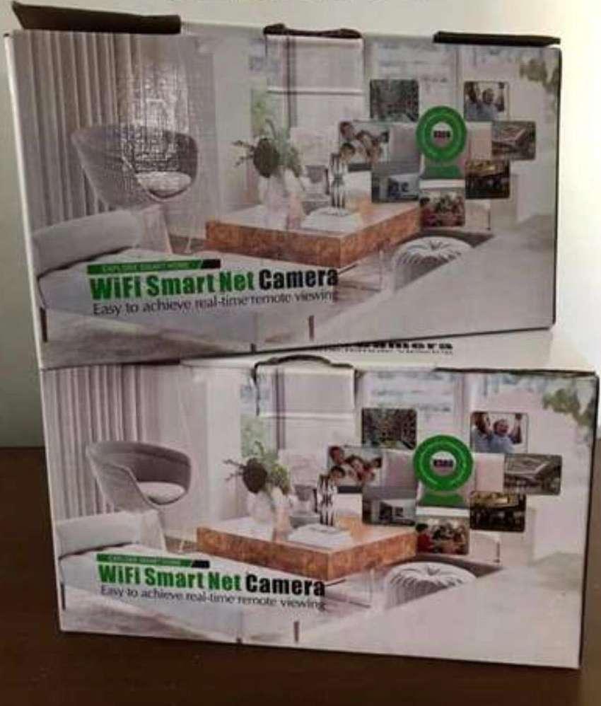 Camara de seguridad wifi 0