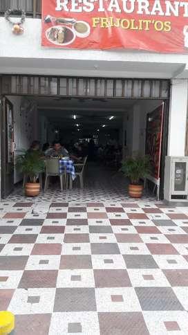 venta restaurante y cafeteria.