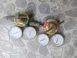 Manómetros de soldar latonería