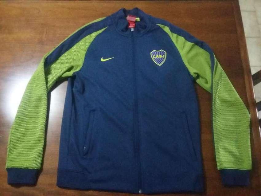 Campera N98 Boca Juniors 2016/17 0