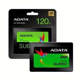 Disco De Estado Solido (SSD)120GB