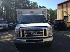Venta de ambulancia Ford 350 modelo 2015