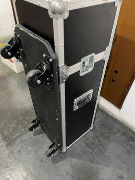 Rack transporte barras Led