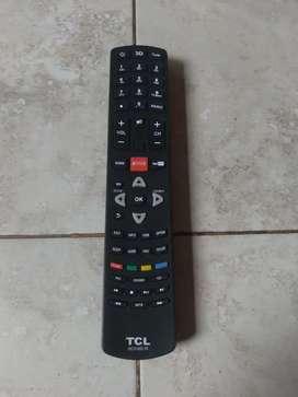 Oferta nuevo control Remoto para Smart TV Tcl 3d Soy de Guayaquil y hago envíos
