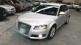 Vendo Audi A3 sportback 1.6 nafta full 2009 98mil kms Reales