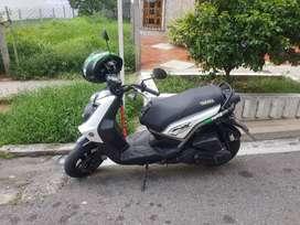 Venta de moto BWS X