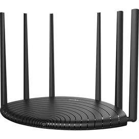 TP-LINK Dual Gigabit Router 1900M de doble frecuencia WDR7661 WiFi