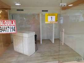 Alquilo local comercial Policentro 24m2 incluye alicuota