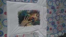 Camiseta estampada II