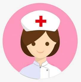 Enfermera a domicilio