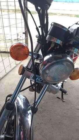 Se vende una moto Ice