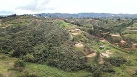 Lote en la vía a San Vicente de Ferrer Antioquia