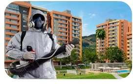 Desinfección de ambiente