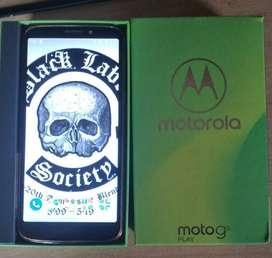 Motorola g6 play estado 10/10