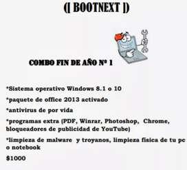 Reparación de PC en general y notebook