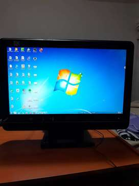PC HP ALL IN ONE MAS TV