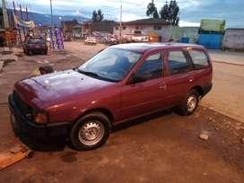 Se vende station wagon año 97 uso particular