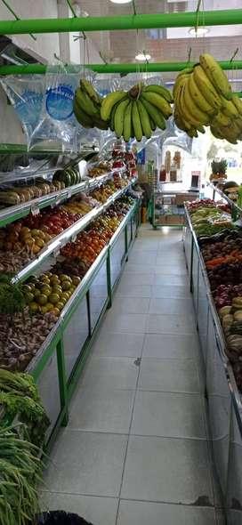 Vendo fruver barato