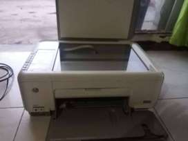Impresora Photosmart HP C3100 All-in-one