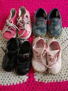 Vendo ropa y zapatos