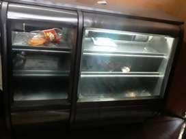 Vendo frigorífico en acero inoxidable
