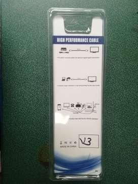 Cable Para Cargar Control PS3 V3 Desoxigenado