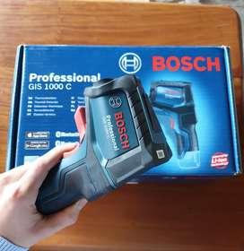 Bosch gis 1000c Camara termica termo detector -40 a +1000 grados