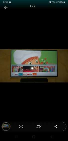 Cambio TV por Moto de igual o menor valor