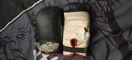 Guantes de boxeo (bolsa), kick boxing marca proyec