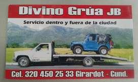 Grua El Divino 3204502533