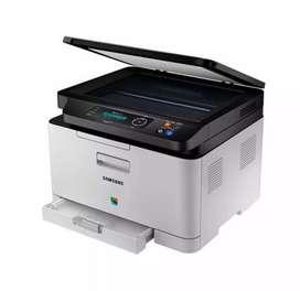 Impresora Samsung  Multifuncional  Laser Xpress  Sl-c480