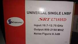 Lnb universal single marca strong lnbf