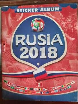 Album Mundial Rusia 2018 - Tres Reyes