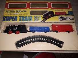 super train set