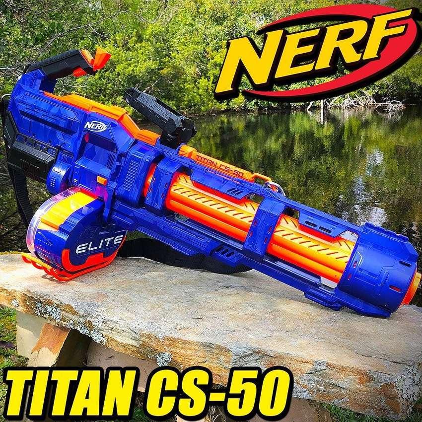 NERF TITAN CS-50 0