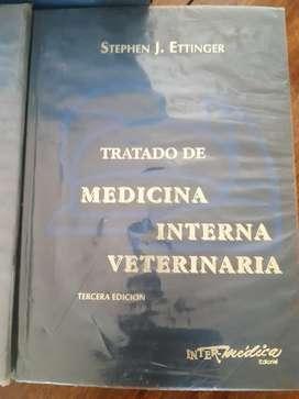 Ettinger Medicina Interns Veterinaria