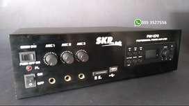 Vendo amplificador perifoneo
