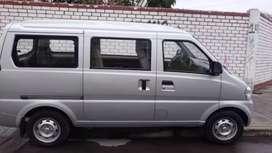 Alquilo minivan mensual baic, n300, changan