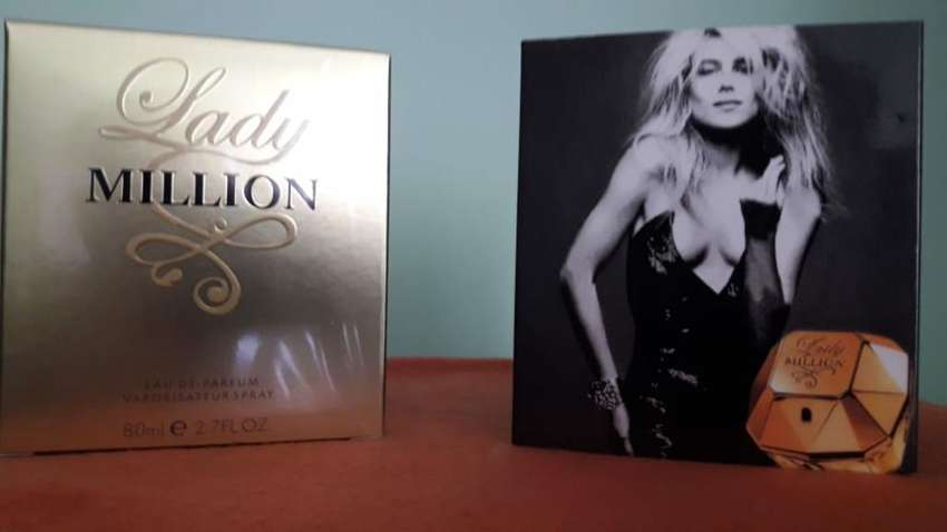Perfume Lady Million 0